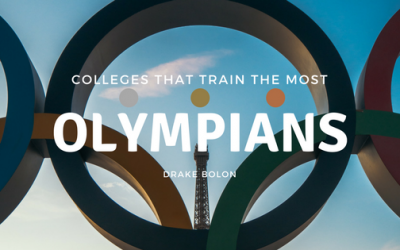 Colleges That Train The Most Olympians
