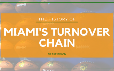 The History of Miami's Turnover Chain